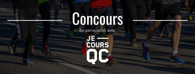 Concours Je Cours Qc 2020