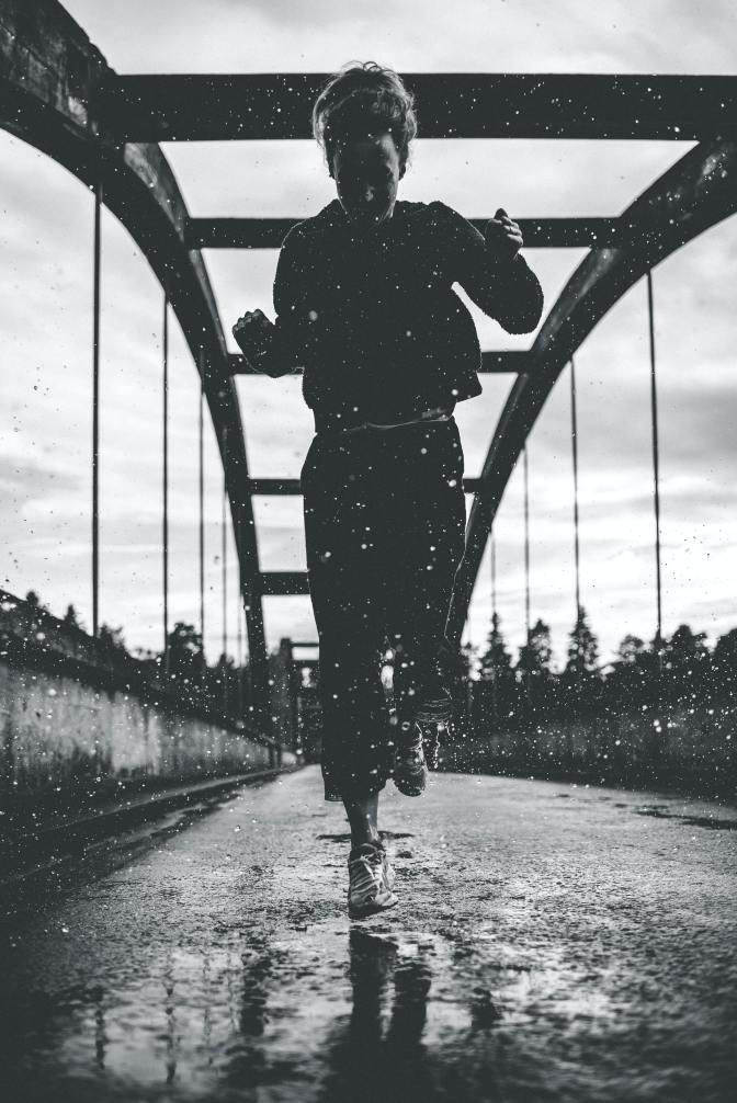 Recommencer à courir progressivement