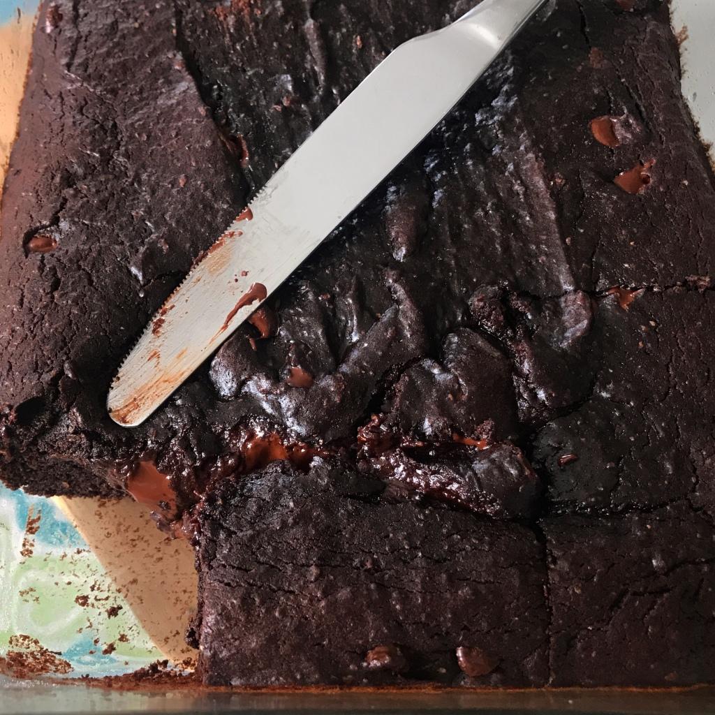 Brownies sans sucre ajouté